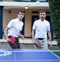 PING PONG SOCIETY - FRED PERRY - WU