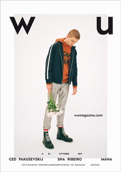WU 82 cover ottobre 2017