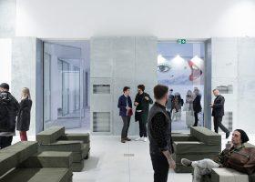 Spazio Maiocchi, inaugurazione