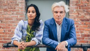 Neurosociety, David Byrne e Mala Gaonkar