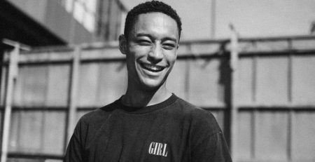 Loyle Carner, foto di Vicky Grout