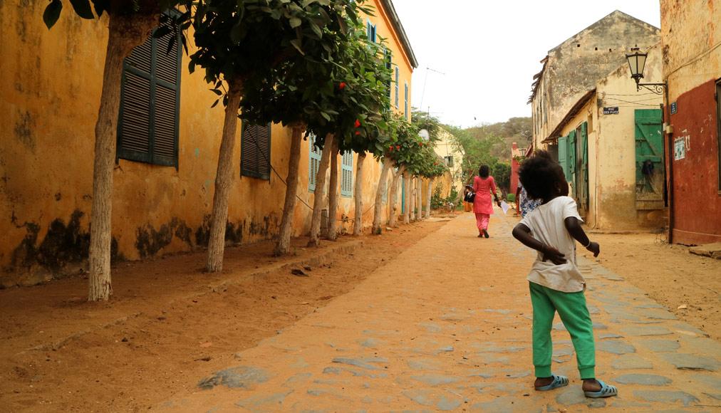 Isola di Gorée, foto di Cristina Buonerba