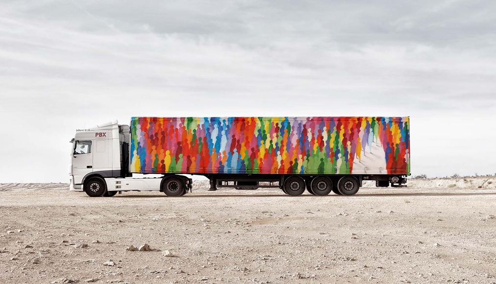 Truck Art Project, Suso 33