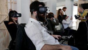 VR ultrareal world Milano Film Festival