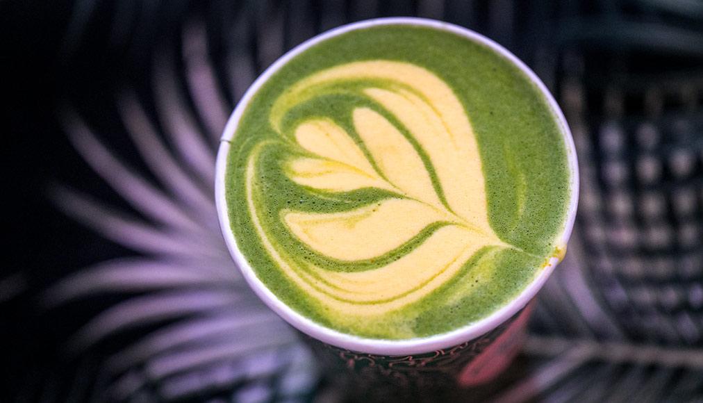 A misura di Instagram - Un Matcha Latte del Cha Cha Macha, foto courtesy mirrastudio.com
