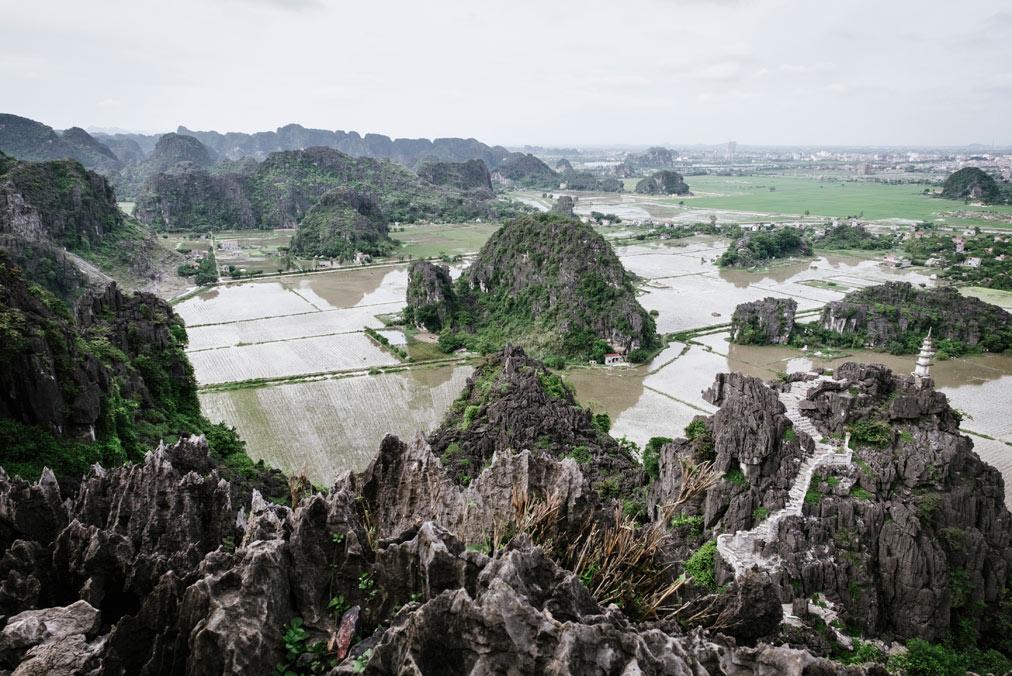 Vietnam - Ninh Binh, foto di Federico Botta