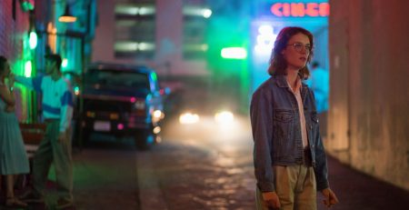 Morte digitale - da San Junipero, episodio della terza stagione di Black Mirror - photo courtesy Netflix