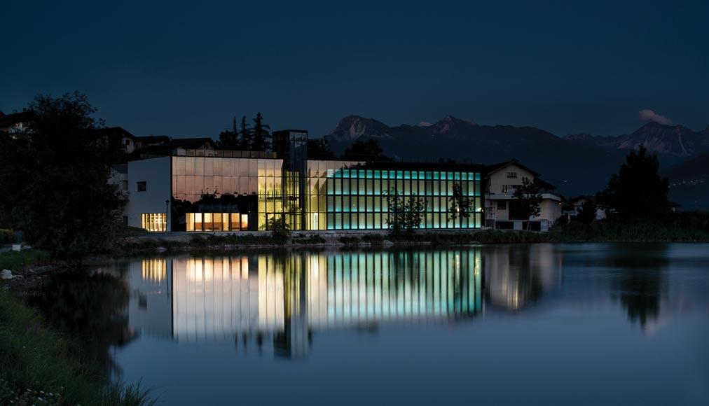 Musei più green, La Fondazione Pierre Arnaud, foto di François Bertin