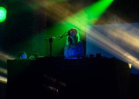 Set Up, Laurel Halo - foto di Alessandra Lanza