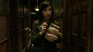 The Shape of Water - Sally Hawkins, foto di Kerry Hayes © 2017 Twentieth Century Fox Film Corporation