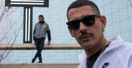 Noyz Narcos, foto di Andrea Iovine