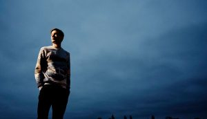 Jon Hopkins - foto di Steve Gullick