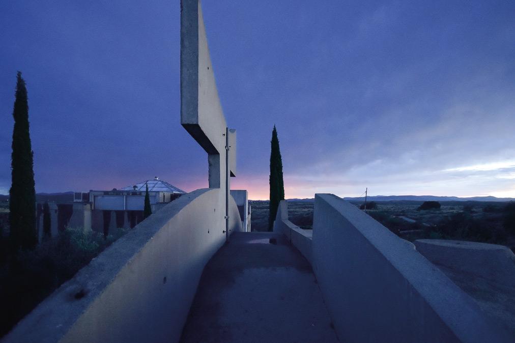 Arcosanti - foto di Carlo Bevilacqua
