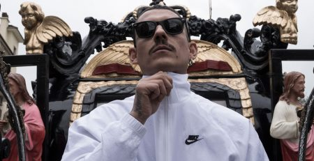 Noyz Narcos - foto di Andrea Iovine