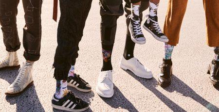 Jean-Michel Basquiat x Stance Socks