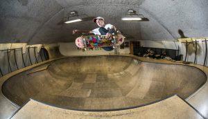 red Bull Skate Week 2018 - Ale Mazzara - foto di Federico Romanello