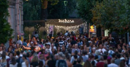 Lugano Buskers Festival