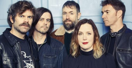 Slowdive - foto di Ingrid Pop