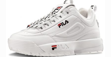 AW Lab Generation - Fila Disruptor Low