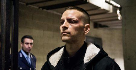Sulla mia pelle - Alessandro Borghi - foto di Angelo Turetta/Netflix