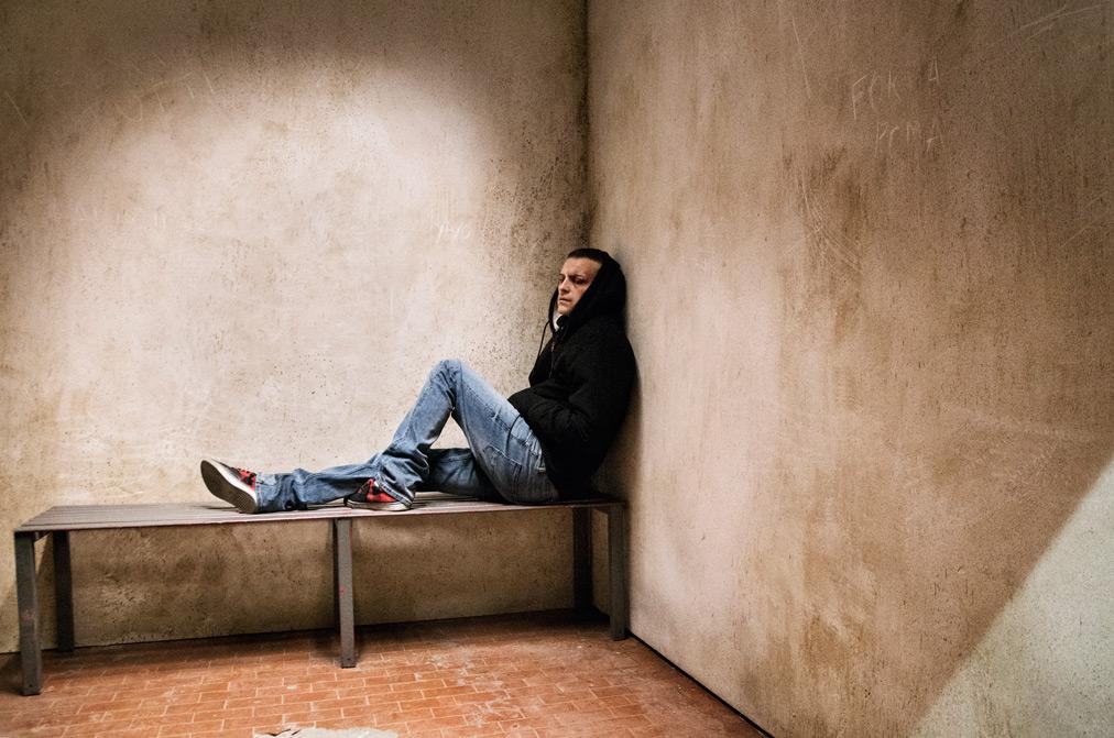 Sulla mia pelle - Alessandro Borghi, foto di Angelo Turetta
