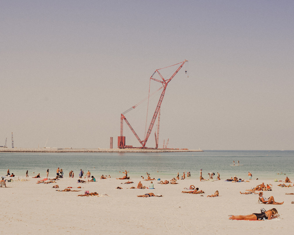 Under Construction, le foto di Dubai di Alex Atack