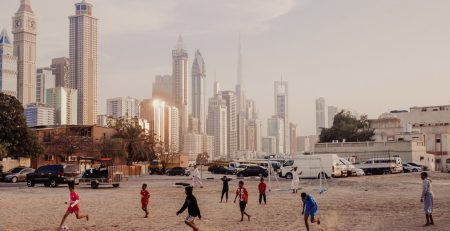 Under Construction, le foto di Dubai di Alex Atack