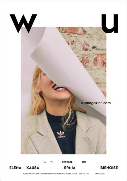 cover WU 91 ottobre 2018