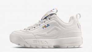 Unbox Xmas Collection di AW lab, Fila Disruptor