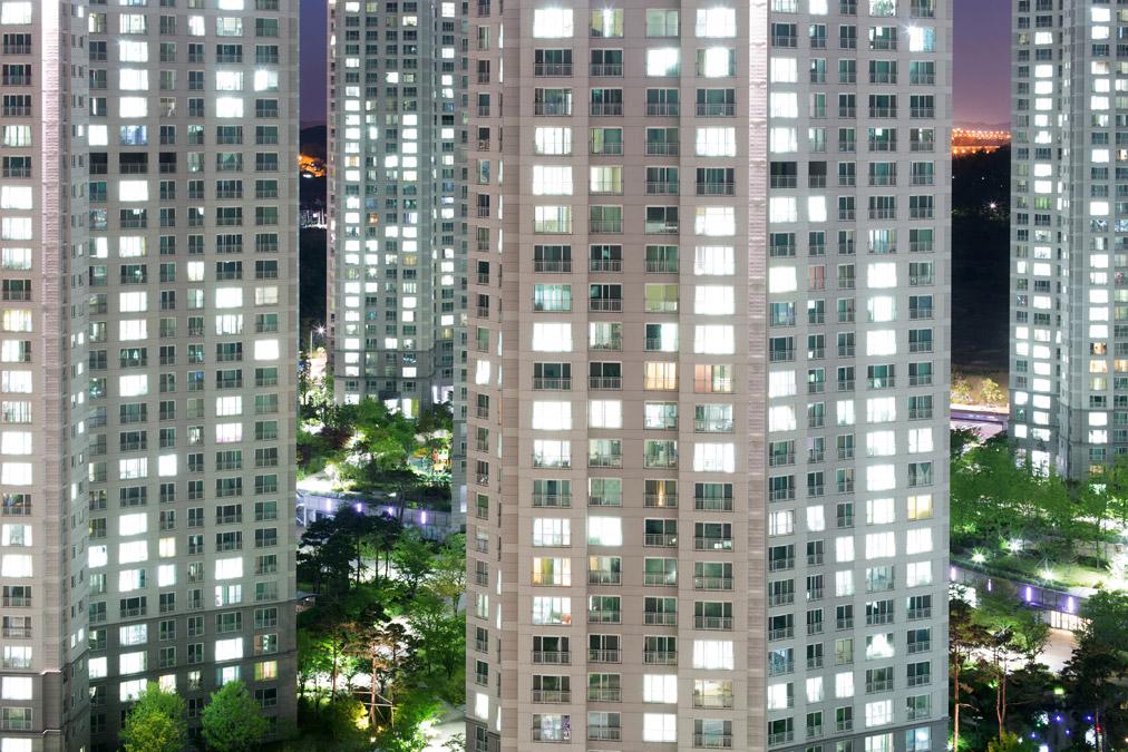 Una delle foto della Corea del Sud di 'Made in Korea' di Filippo Venturi