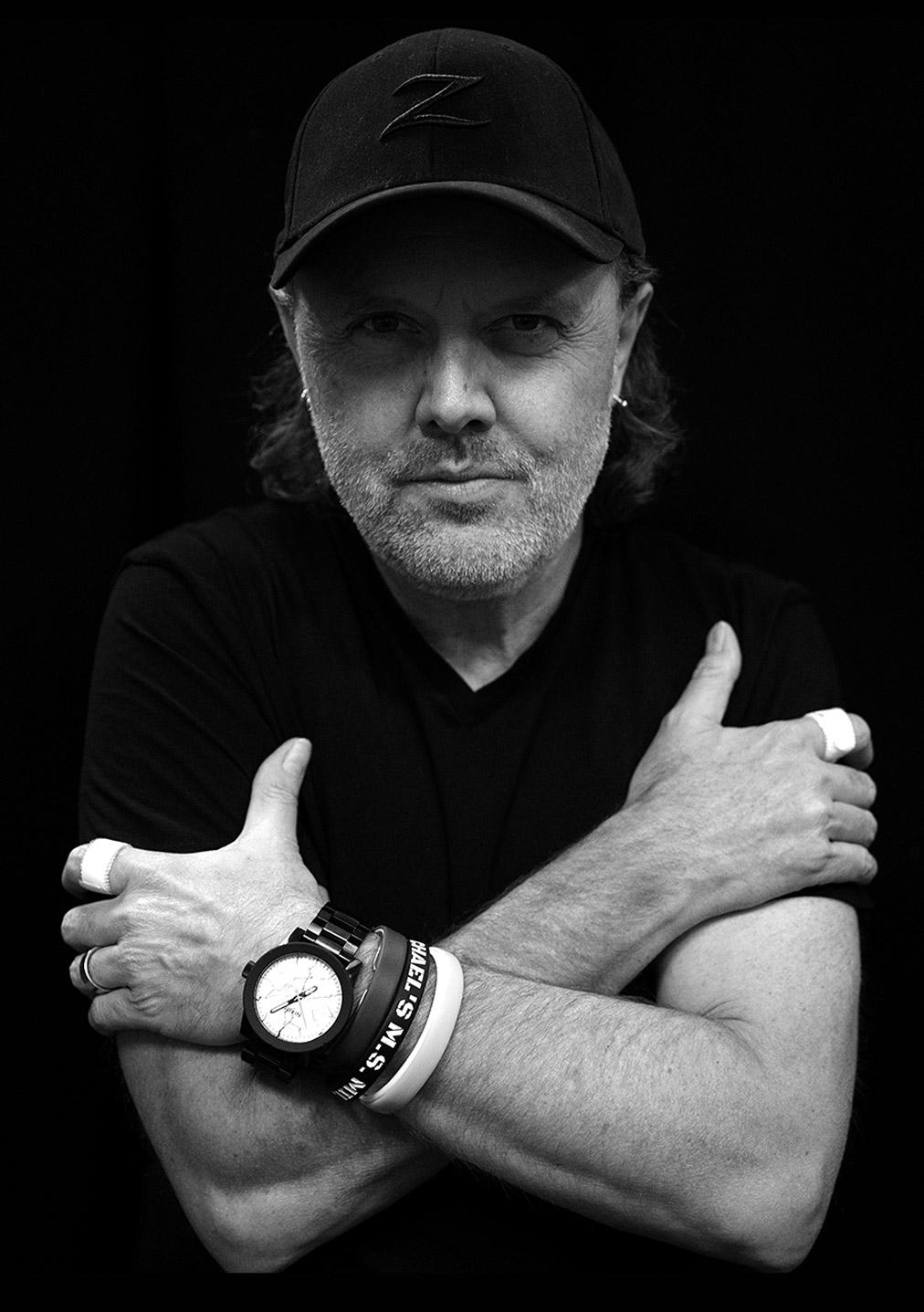 Lars Ulrich, Metallica e Nixon