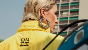 Diadora, la capsule con Ema Stokholma