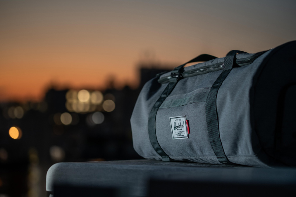 Herschel Supply x Independent Truck Co., borsone Sutton