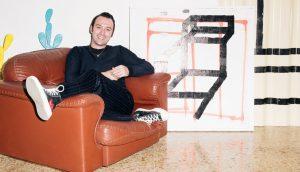 Roberto Zampiero, foto di Emanuele Ferrari