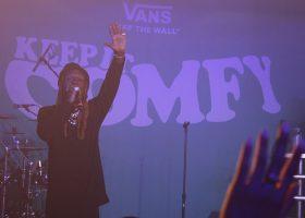 Vans Comfycush @Brooklyn, Lil Wayne