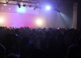 Lil Wayne concert, Vans Comfycush @Brooklyn