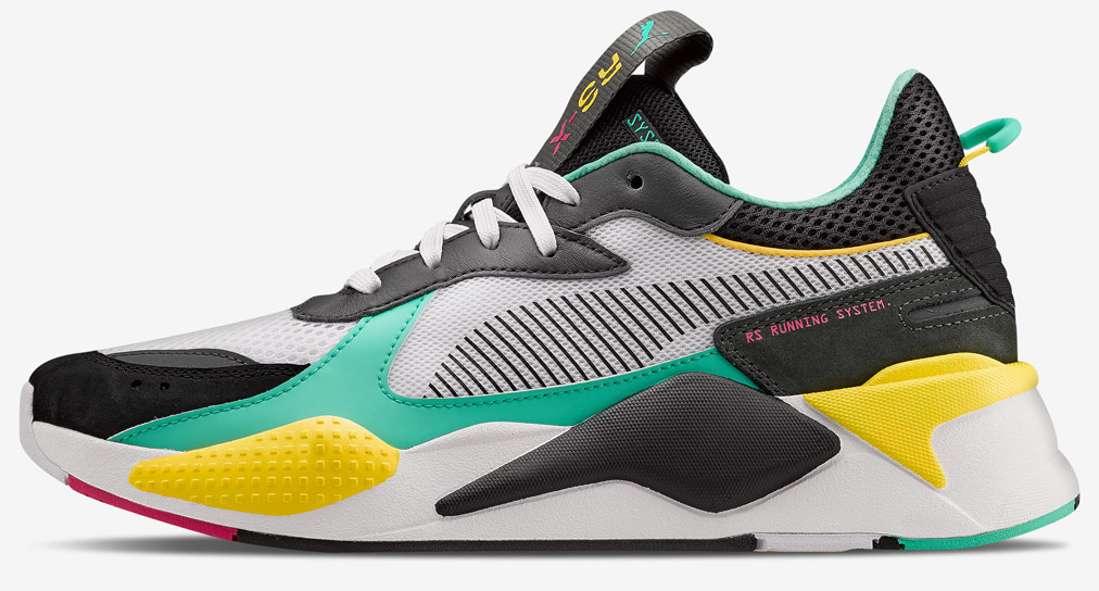 Bring back the 90's - AW lab - Puma RS-X