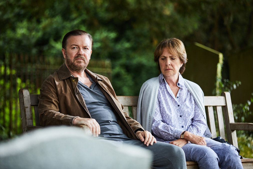 After Life, Ricky Gervais
