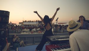 music festival - i Nouvelle Vague a OSS18