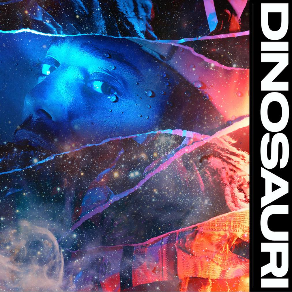 Victor Kwality - Dinosauri EP cover