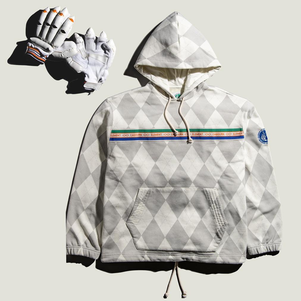 Element x Nigel Cabourn, SS2020, hoodie