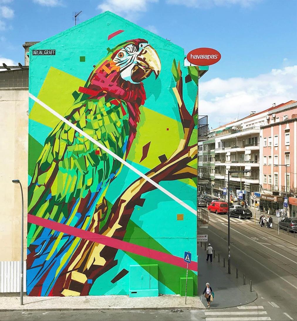 Arlin Graff a Lisbona