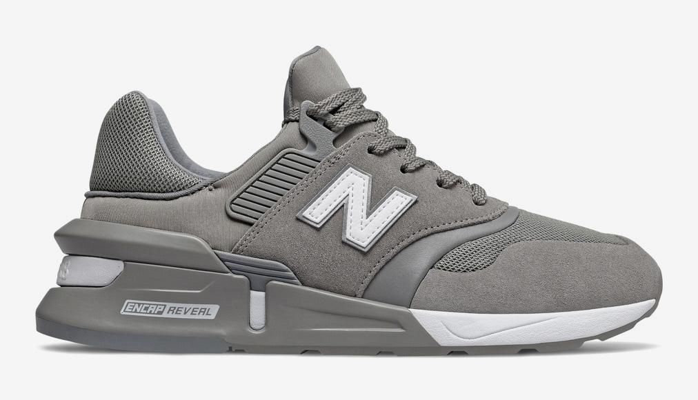 New Balance 997s Grey Day men