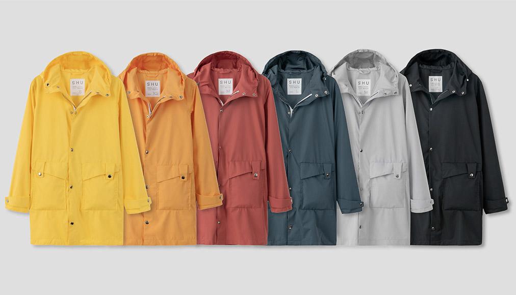 Shu raincoats