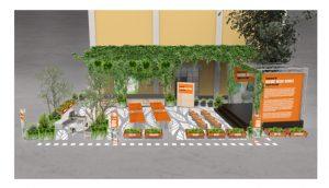urban greening Base Milano