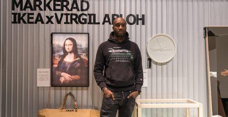 Virgil Abloh e Ikea