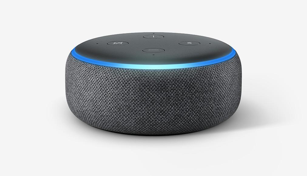 Black Friday 2019 - Amazon Echo Dot