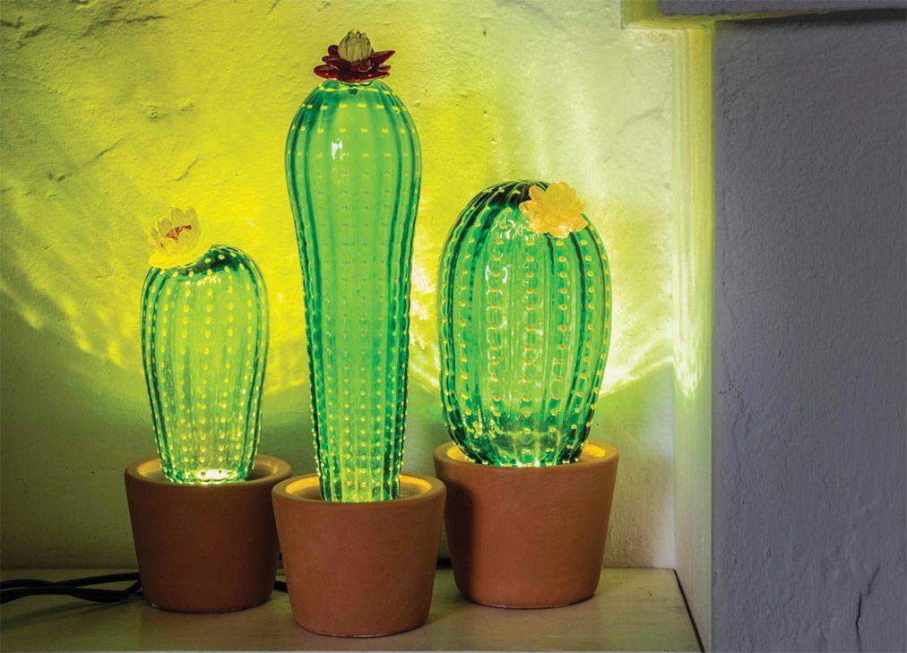 Black Friday 2019 - Cactus Lamp Seletti