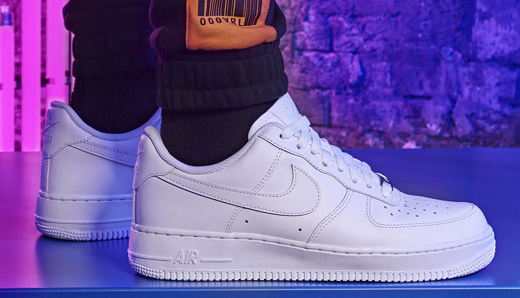 edizione 2020 di Selected by music - Nike Air Force One uomo