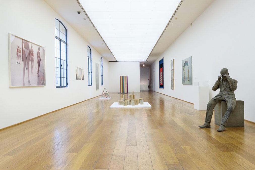 MAMbo - collezione permanente, foto di Giorgio Bianchi